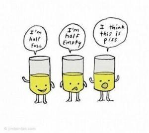 half-glas